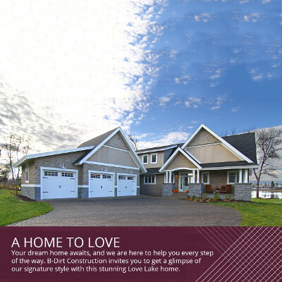 Brainerd custom home builder