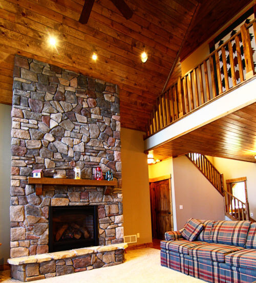 Crosslake home builder