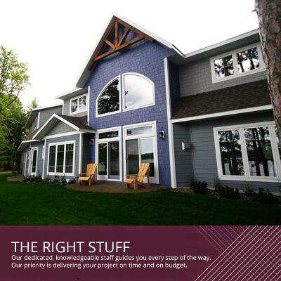 Brainerd custom home builder